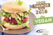 Foodtrends 2018 : le véganisme, une tendance dominante en 2018, avec la « haute vegan » et le fastfood vegan !