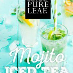 Mojito Ice tea : la boisson parfaite pour cet été!