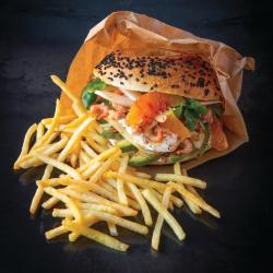 Nouveau : Finest, des frites encore plus fines, encore plus croustillantes!