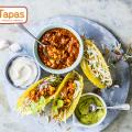 Inspiration : Chili con carne avec dips