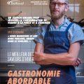 """NEW! La première édition de """"RSTRNT"""", le mag destiné aux pros de la restauration, voit le jour!"""